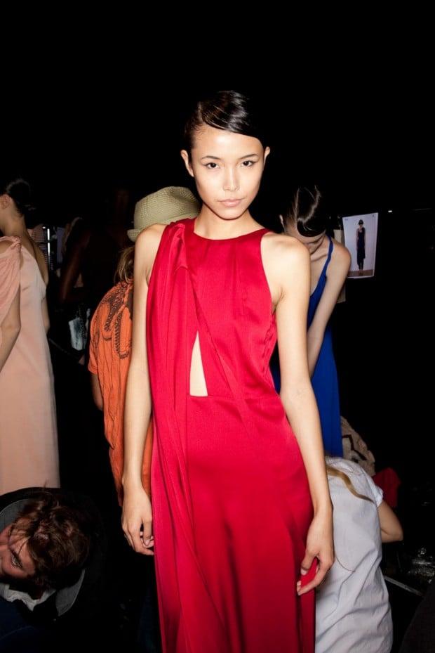Carl Kapp Australian Fashion Shows S/S 2011/12