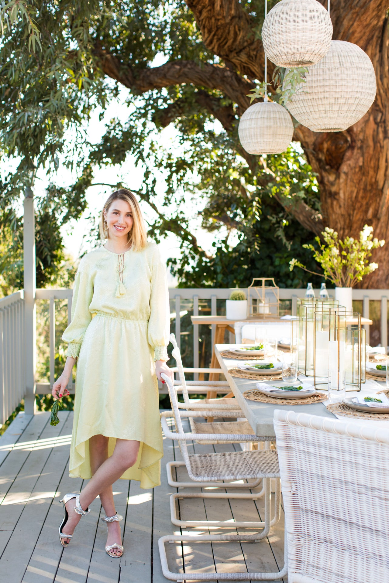 Inside Whitney Port's newly updated LA home