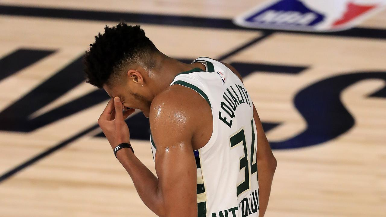 The Bucks hopes of keeping Giannis have been dealt a blow.