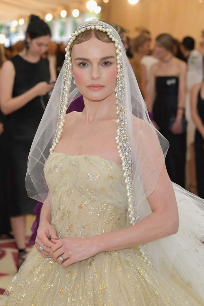 The most divine beauty moments from the 2018 Met Gala red carpet