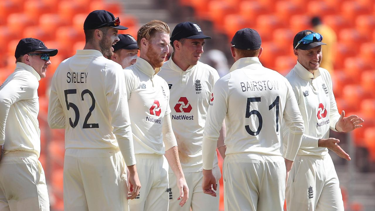 England's management haven't ruled out the possibility of resting players for the Ashes. Photo: Getty Images