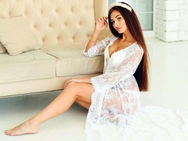 Russian model ekaterina