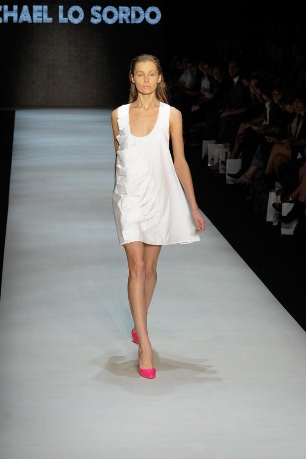 Michael Lo Sordo Australian Fashion Shows Spring/Summer 2009/10