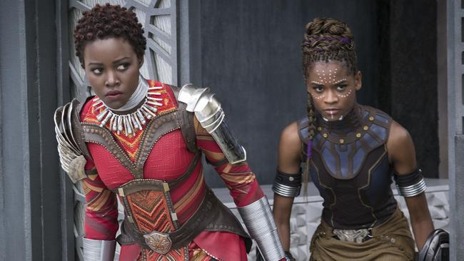 More of these women, please. (Matt Kennedy/Marvel Studios-Disney via AP)