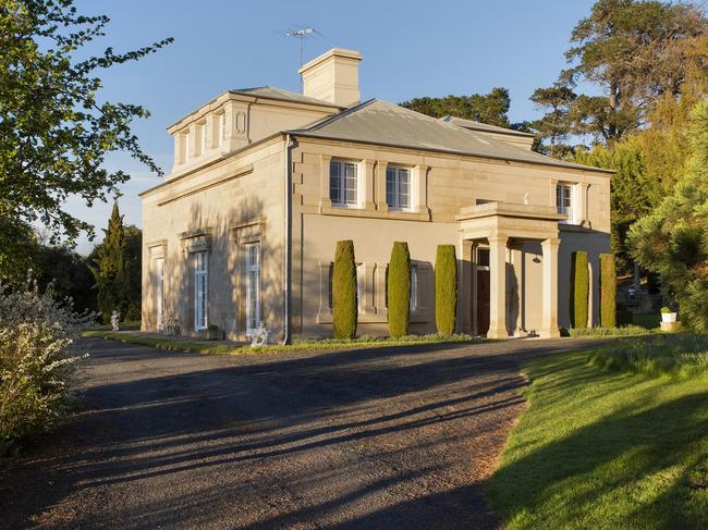 No.9 Wentworth Street, Bothwell is a stately slice of Tasmanian history.