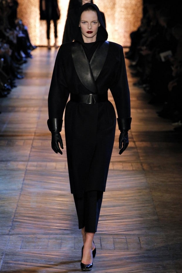 Yves Saint Laurent Ready-to-Wear A/W 2012/13