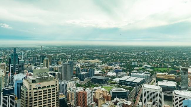 Sydney is leading the property recovery charge, along with Melbourne, where median prices are up a cumulative 3.3 per cent and 3.2 per cent respectively in August and September. Picture: Monique Harmer