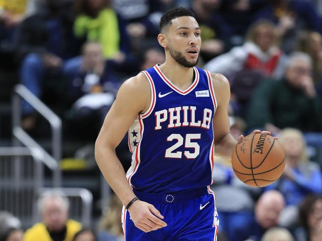 Simmons could thrive being able to dish it to the likes of Steph Curry and Klay Thompson.