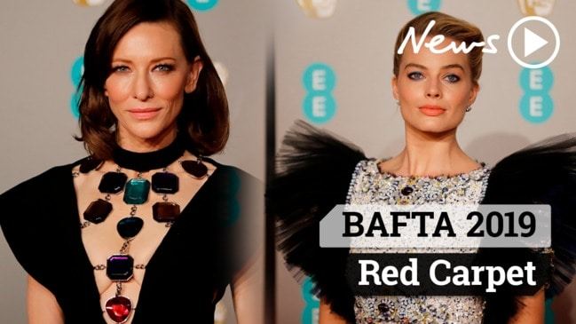 BAFTA 2019 Red Carpet