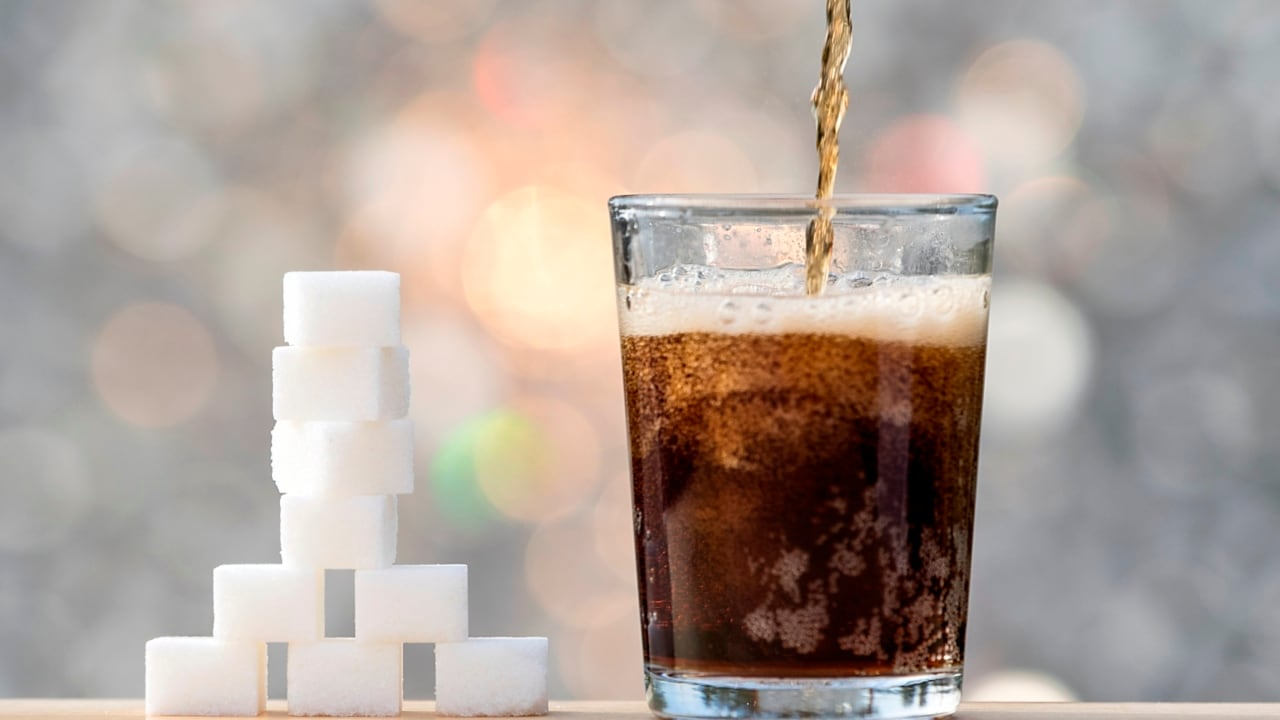 Sugar slashed by 20 per cent in soft drinks to combat obesity