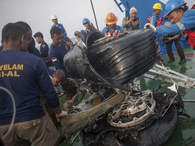 Lion Air plane crash: Victims' families sue Boeing over ...