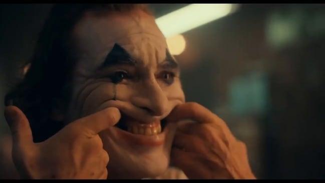 'Joker' official trailer