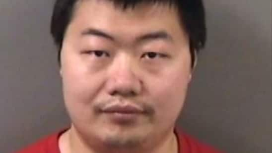 David Xu was arrested and charged with premeditated attempted murder