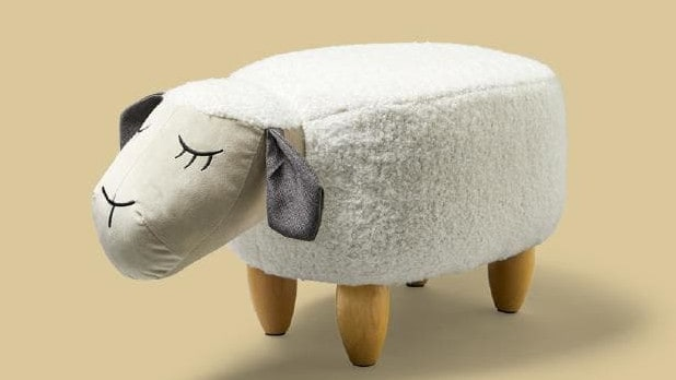 The sheep is also pretty cute. Picture: Big W