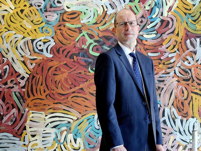 AMP CEO Craig Meller has quit the company. Picture: Hollie Adams/The Australian
