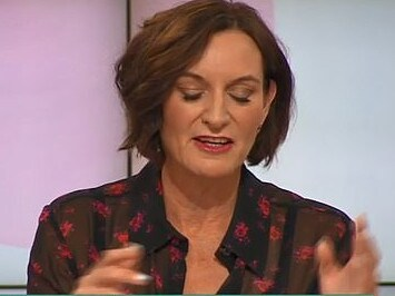 Cass Thorburn appears on Studio 10 three days after Karl married now wife Jasmine Yarbrough.