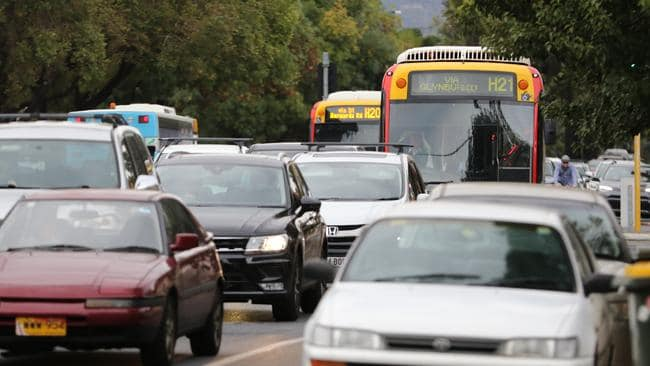 Adelaide motorists are set to save money on their on car rego. Picture: File