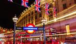 ESCAPE: Piccadilly Circus at night, with unidentified people. Its status as a major traffic junction has made Piccadilly Circus a busy meeting place and tourist attraction. Picture: iStock