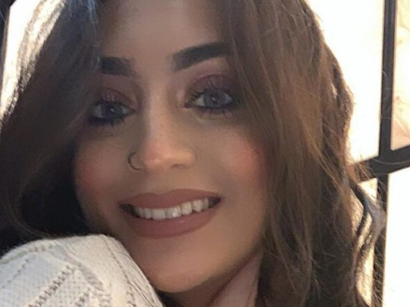Freya said she had no idea the debilitating headaches she was suffering could potentially lead to a stroke. Picture: Caters News Agency
