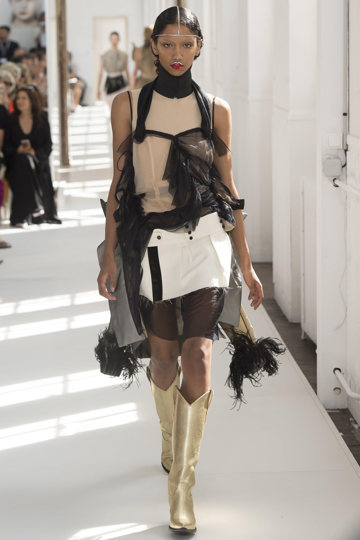 d17b71cc1a2 Suzy Menkes at haute couture autumn winter  17  18  day five - Vogue ...