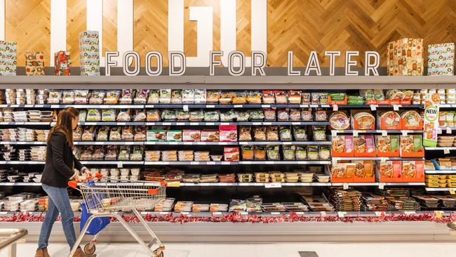 Coles will add 75 new products to boost the convenient options.