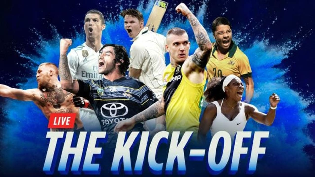 LIVE: Welcome to Fox Sports' daily roundup of the stories you need to know about in the world of sports right now. Join us every weekday morning from 6.30am — 9am. Play on!