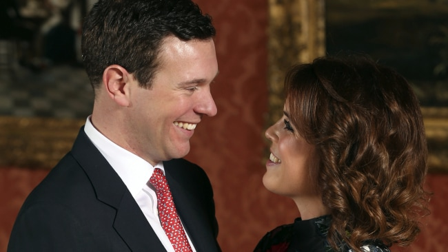 When Is The Royal Wedding 2018.Princess Eugenie And Jack Brooksbank Announce Wedding Date