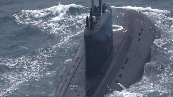 British Astute, Russian Kilo submarines in Syria missile strike
