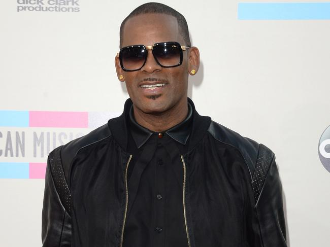 Recording artist R Kelly has been reportedly dumped by Sony Music over alleged abuse claims. Picture: Getty Images