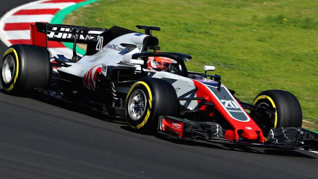 Haas is another team whose 2018 car has logged impressive performance in testing.