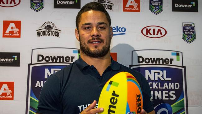 Jarryd Hayne will play at the Nines.
