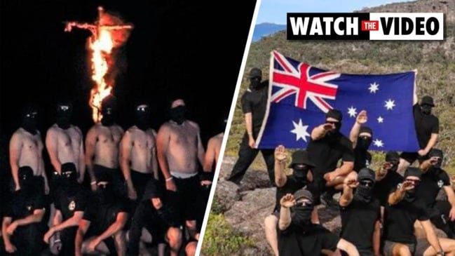 Neo-Nazi groups: Right-wing extremism on the rise in Australia
