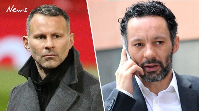 Ryan Giggs' brother opens up on the footballer's affair with his wife