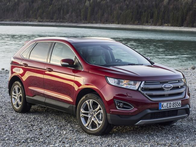 Ford Edge Aka Endurasourcesupplied