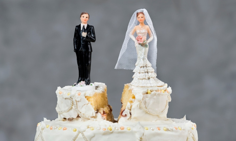How to have an amicable divorce in four steps