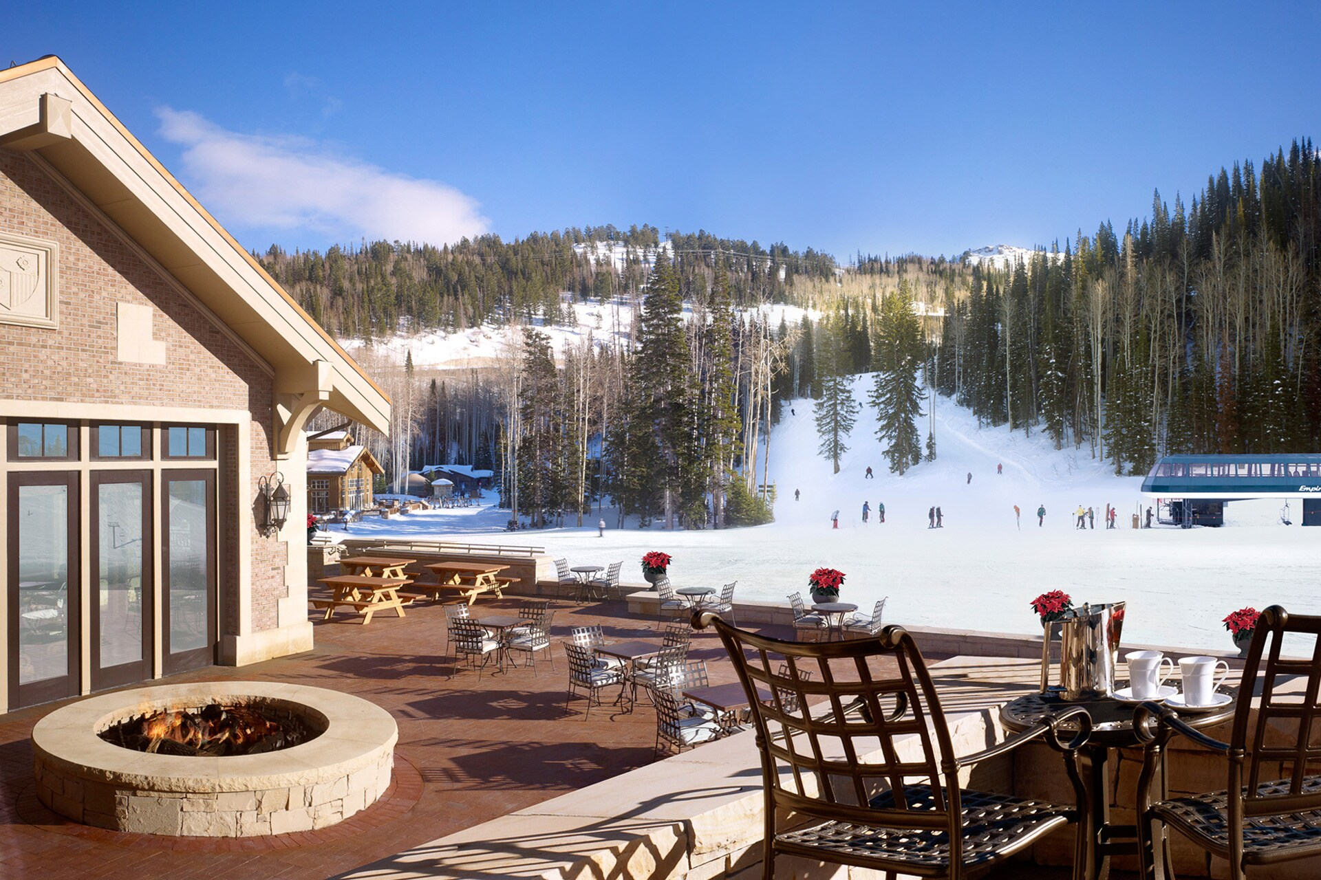 Inside a Kardashian-approved Utah resort