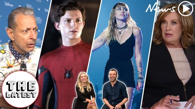 The Latest: Spidey and the VMAs leave fans SPEECHLESS!