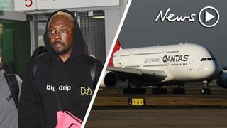 Black Eyed Peas star will.i.am accuses Qantas flight attendant of racism
