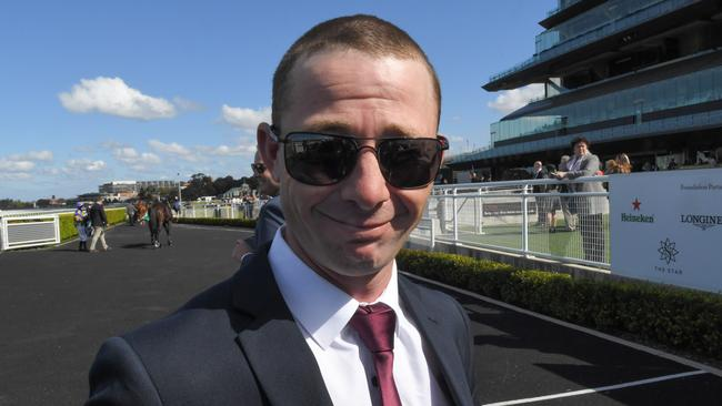 Trainer Kody Nestor is aiming for his first Dubbo Cup. Picture: AAP