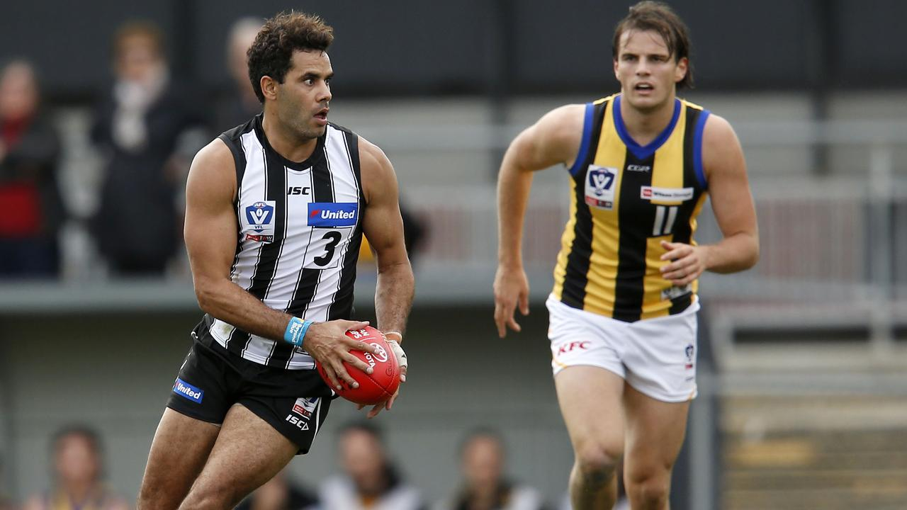 St Kilda great Leigh Montagna says Collingwood veteran Daniel Wells needs to take his chance now