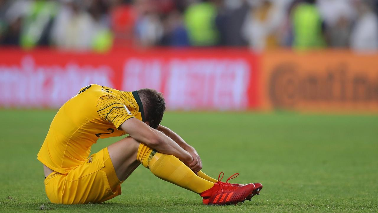 The Socceroos were knocked out in the quarter-finals, with Qatar going on to win the Asian Cup.