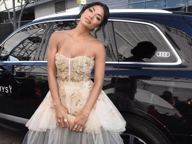 Nicole Scherzinger arrives at Audi Celebrates the 71st Creative Arts Emmy Awards at the Microsoft Theater on September 14, 2019 in Los Angeles, California. Picture: Getty Images