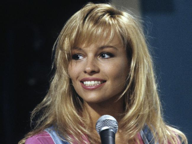 Pamela Anderson during her role as Lisa on Home Improvement.