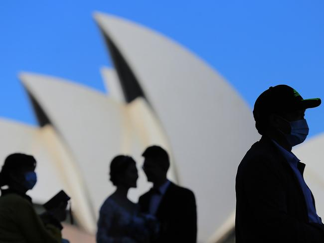 New findings add weight to the gathering calls for mass public events to be cancelled. Picture: AAP
