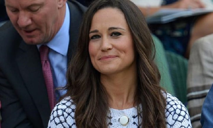 Pippa Middleton. Picture: AFP Source: AFP