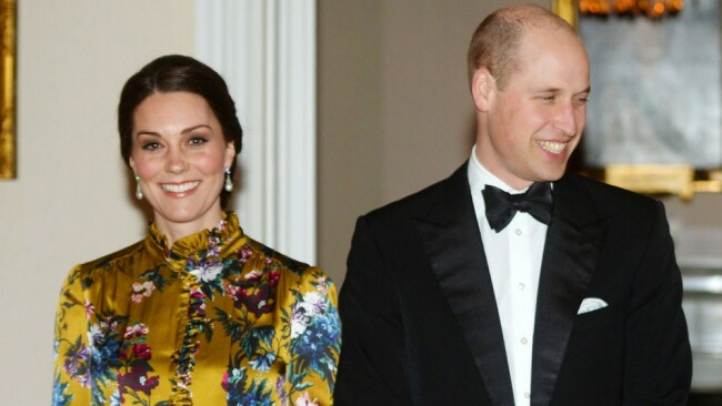Kate and William will be there too. Photo: Getty