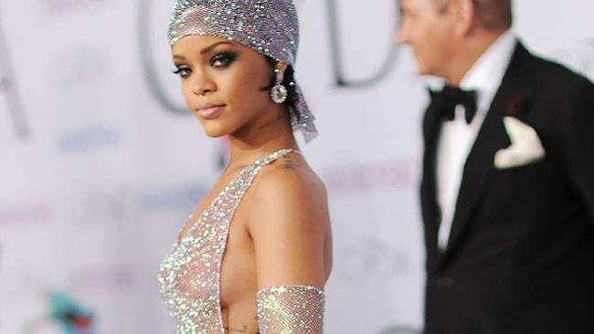 Despite appearances, Rihanna is a fashion icon