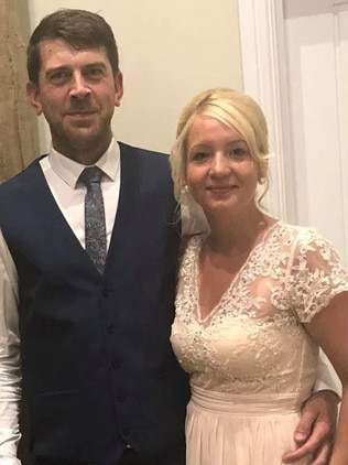 Ms Thorne and Mr Grant are now considering cancelling their wedding. Picture: Supplied