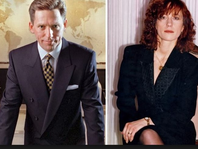 David and his wife Shelly Miscavige.