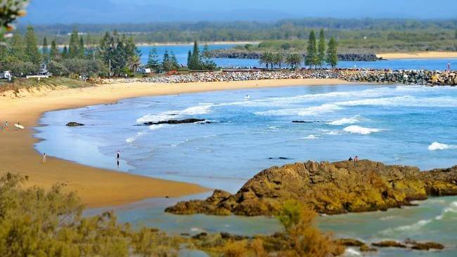 Port Macquarie: 'The City That Barely Stays Awake'.